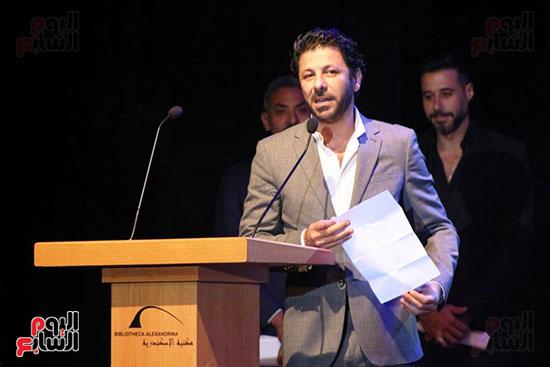 جوائز مهرجان اسكندرية للمسرح العربى (3)