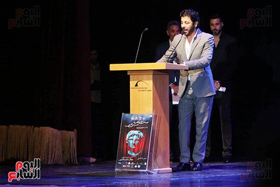 جوائز مهرجان اسكندرية للمسرح العربى (41)