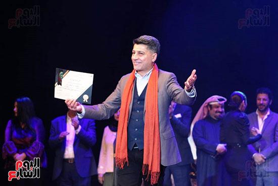 جوائز مهرجان اسكندرية للمسرح العربى (1)
