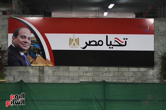 رئيس الوزراء يشهد دخول ماكينة الحفر العميق لمحطة ماسبيرو (14)