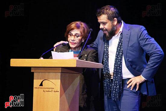 جوائز مهرجان اسكندرية للمسرح العربى (25)
