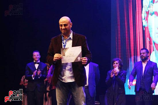 جوائز مهرجان اسكندرية للمسرح العربى (40)