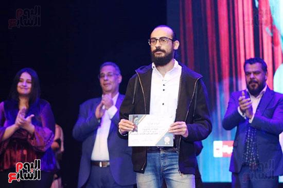جوائز مهرجان اسكندرية للمسرح العربى (42)