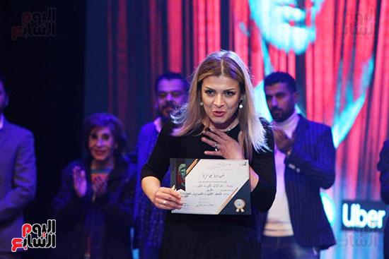 جوائز مهرجان اسكندرية للمسرح العربى (2)
