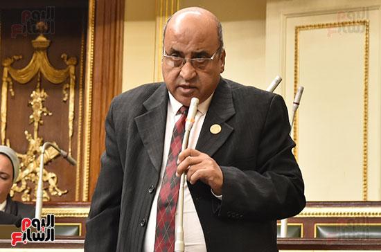 تأبين البرلمان للنائب محمد بدوي دسو (9)