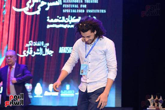 جوائز مهرجان اسكندرية للمسرح العربى (35)