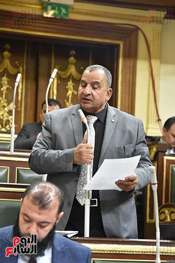 تأبين البرلمان للنائب محمد بدوي دسو (8)