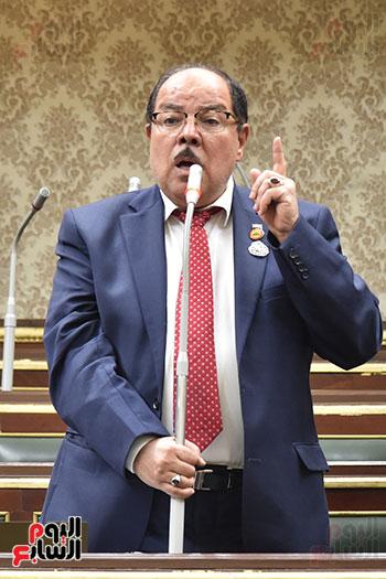 تأبين البرلمان للنائب محمد بدوي دسو (10)