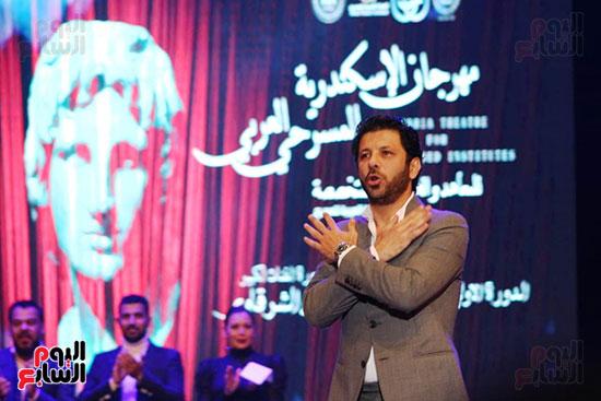 جوائز مهرجان اسكندرية للمسرح العربى (29)