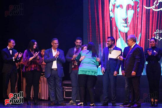 جوائز مهرجان اسكندرية للمسرح العربى (23)