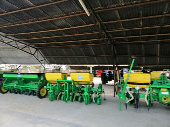 أول محطة للزراعة الآلية بالفيوم (6)