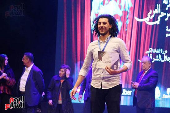 جوائز مهرجان اسكندرية للمسرح العربى (8)