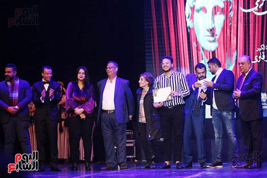 جوائز مهرجان اسكندرية للمسرح العربى (43)