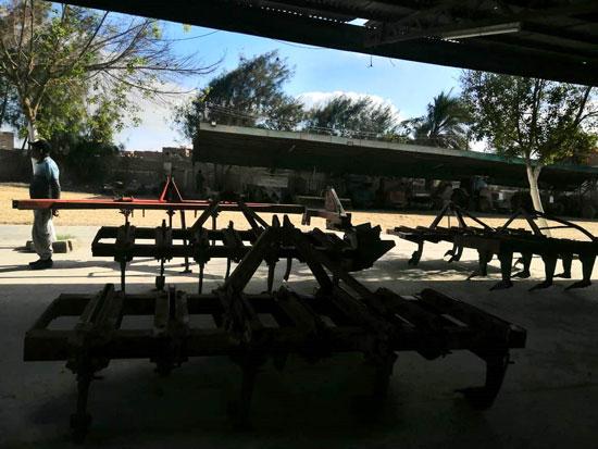 أول محطة للزراعة الآلية بالفيوم (3)