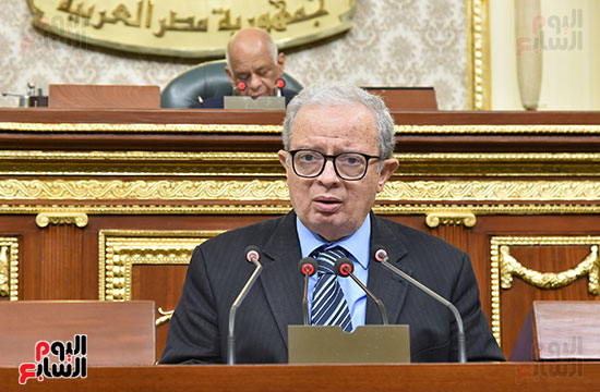 النائب حسين عيسي رئيس لجنة الخطة والموازنة