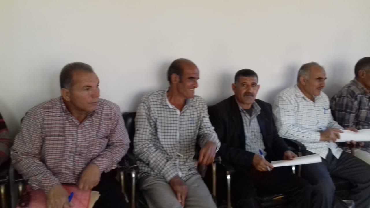 الاجتماع الأسبوعى لمديرى الجمعيات (3)
