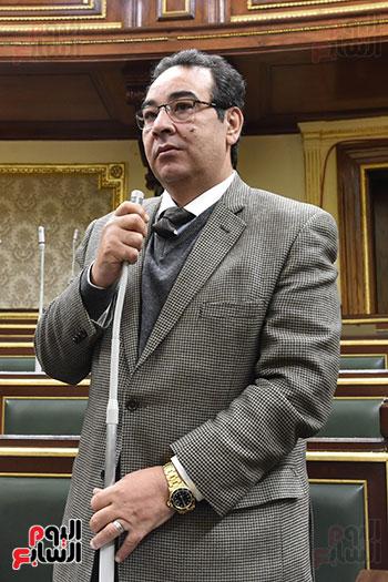 تأبين البرلمان للنائب محمد بدوي دسو (5)