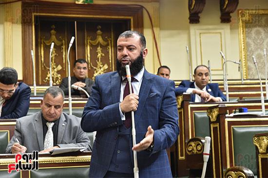 تأبين البرلمان للنائب محمد بدوي دسو (7)