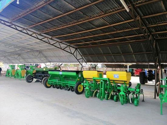 أول محطة للزراعة الآلية بالفيوم (8)
