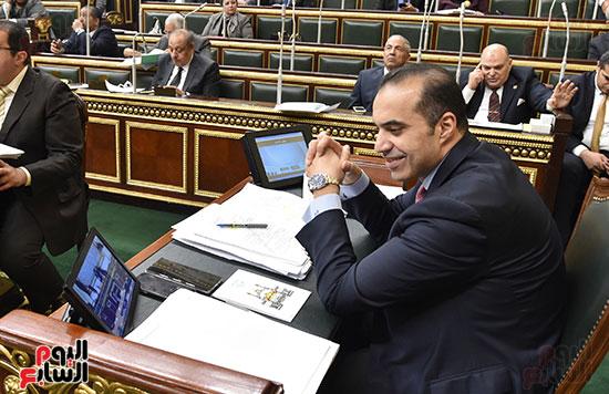 المستشار محمود فوزى