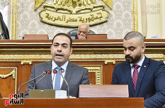 الجلسة العامة لمجلس النواب (15)