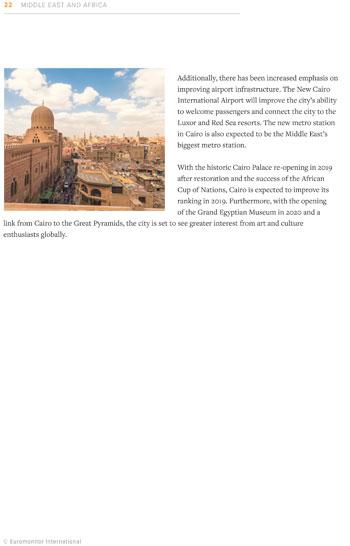 وزيرة السياحة تشيد باختيار القاهرة والغردقة ضمن أفضل 100 مدينة سياحية بالعالم (26)