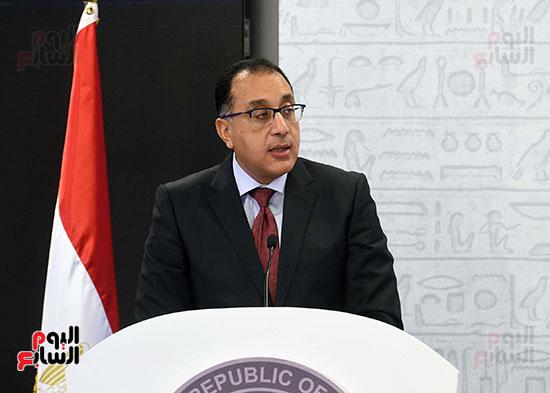 رئيس الوزراء يشهد احتفال الرقابة المالية بمناسبة مرور 10 سنوات على إنشائها (21)