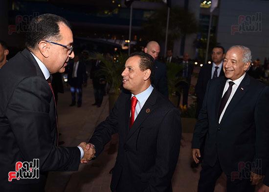 رئيس الوزراء يشهد احتفال الرقابة المالية بمناسبة مرور 10 سنوات على إنشائها (1)