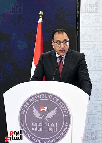 رئيس الوزراء يشهد احتفال الرقابة المالية بمناسبة مرور 10 سنوات على إنشائها (19)