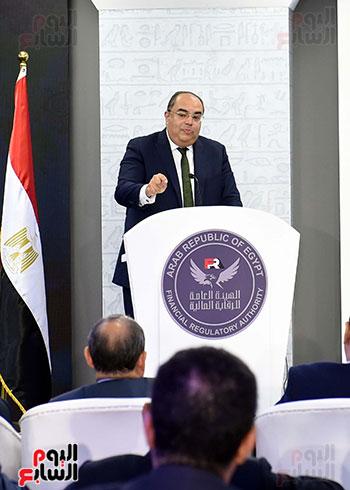 رئيس الوزراء يشهد احتفال الرقابة المالية بمناسبة مرور 10 سنوات على إنشائها (17)