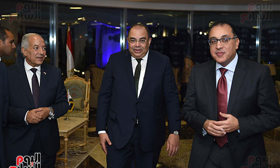 رئيس الوزراء يشهد احتفال الرقابة المالية بمناسبة مرور 10 سنوات على إنشائها (8)