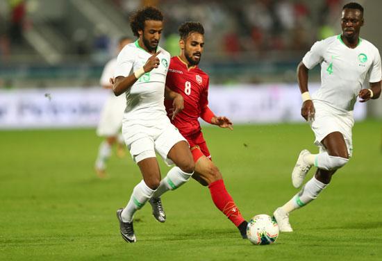 البحرين ضد السعودية (4)