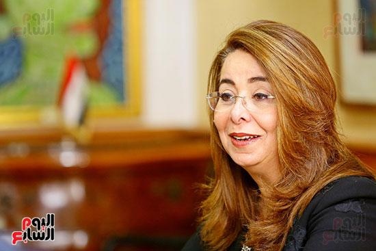 اليوم السابع يكرم غادة والى بمناسبة اختيارها وكيل سكرتير الأمم المتحدة (8)