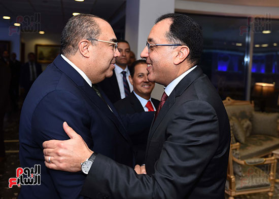 رئيس الوزراء يشهد احتفال الرقابة المالية بمناسبة مرور 10 سنوات على إنشائها (6)
