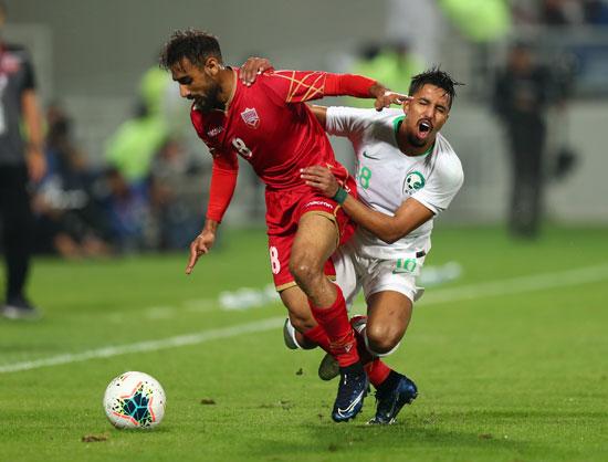 البحرين ضد السعودية (6)