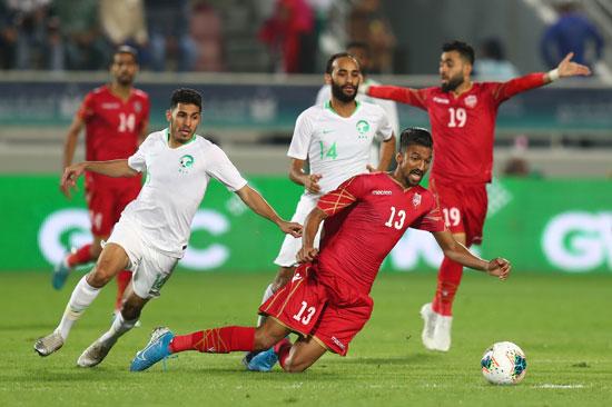 البحرين ضد السعودية (5)