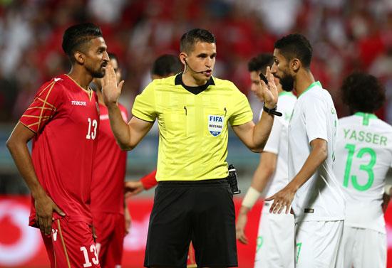 البحرين ضد السعودية (2)