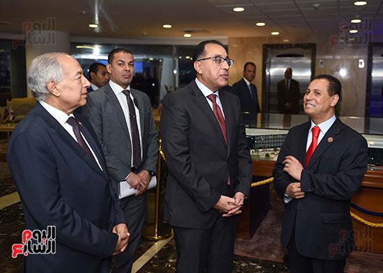 رئيس الوزراء يشهد احتفال الرقابة المالية بمناسبة مرور 10 سنوات على إنشائها (5)