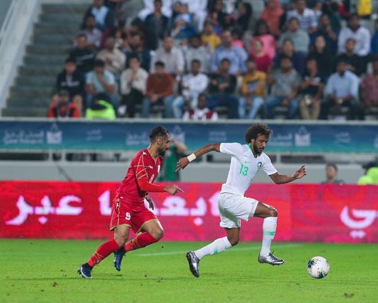 البحرين ضد السعودية (1)