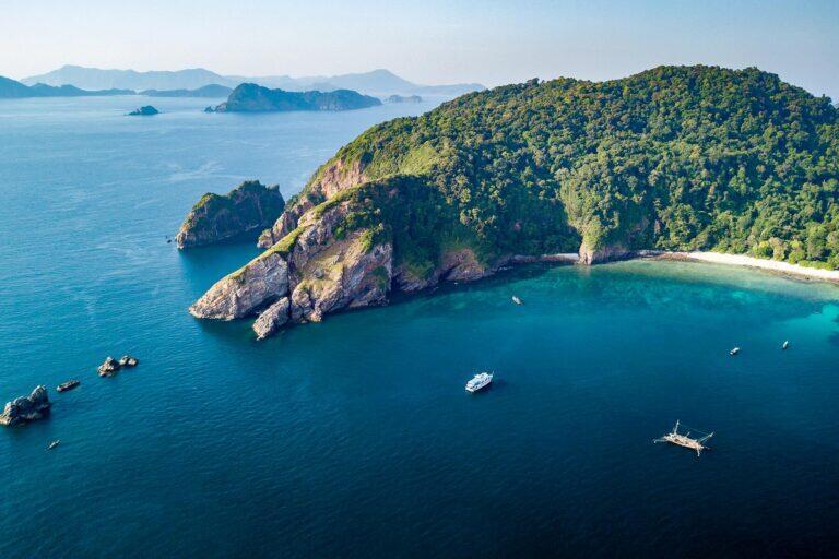 استئجار يخت خاص حول ميانمار