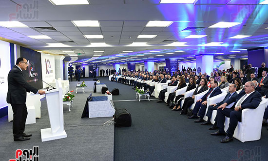 رئيس الوزراء يشهد احتفال الرقابة المالية بمناسبة مرور 10 سنوات على إنشائها (20)