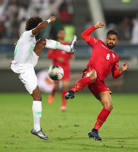 البحرين ضد السعودية (8)