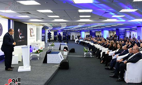 رئيس الوزراء يشهد احتفال الرقابة المالية بمناسبة مرور 10 سنوات على إنشائها (11)