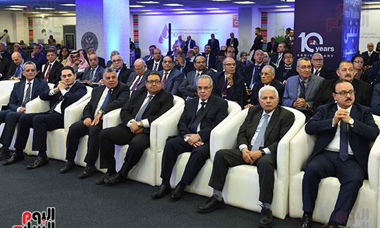 رئيس الوزراء يشهد احتفال الرقابة المالية بمناسبة مرور 10 سنوات على إنشائها (15)