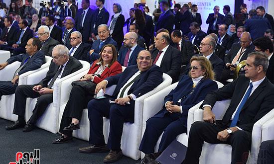 رئيس الوزراء يشهد احتفال الرقابة المالية بمناسبة مرور 10 سنوات على إنشائها (9)