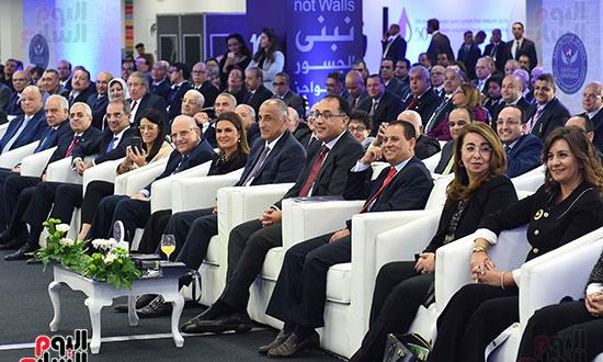 رئيس الوزراء يشهد احتفال الرقابة المالية بمناسبة مرور 10 سنوات على إنشائها (13)