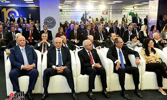 رئيس الوزراء يشهد احتفال الرقابة المالية بمناسبة مرور 10 سنوات على إنشائها (16)