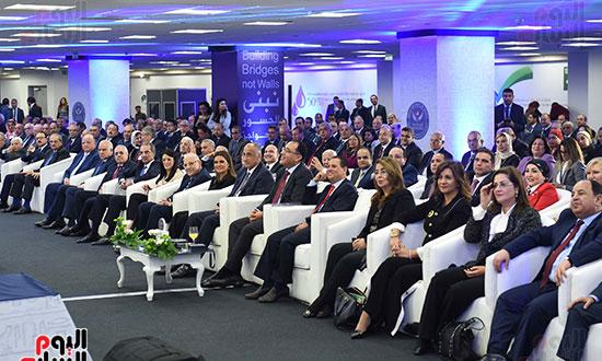 رئيس الوزراء يشهد احتفال الرقابة المالية بمناسبة مرور 10 سنوات على إنشائها (12)