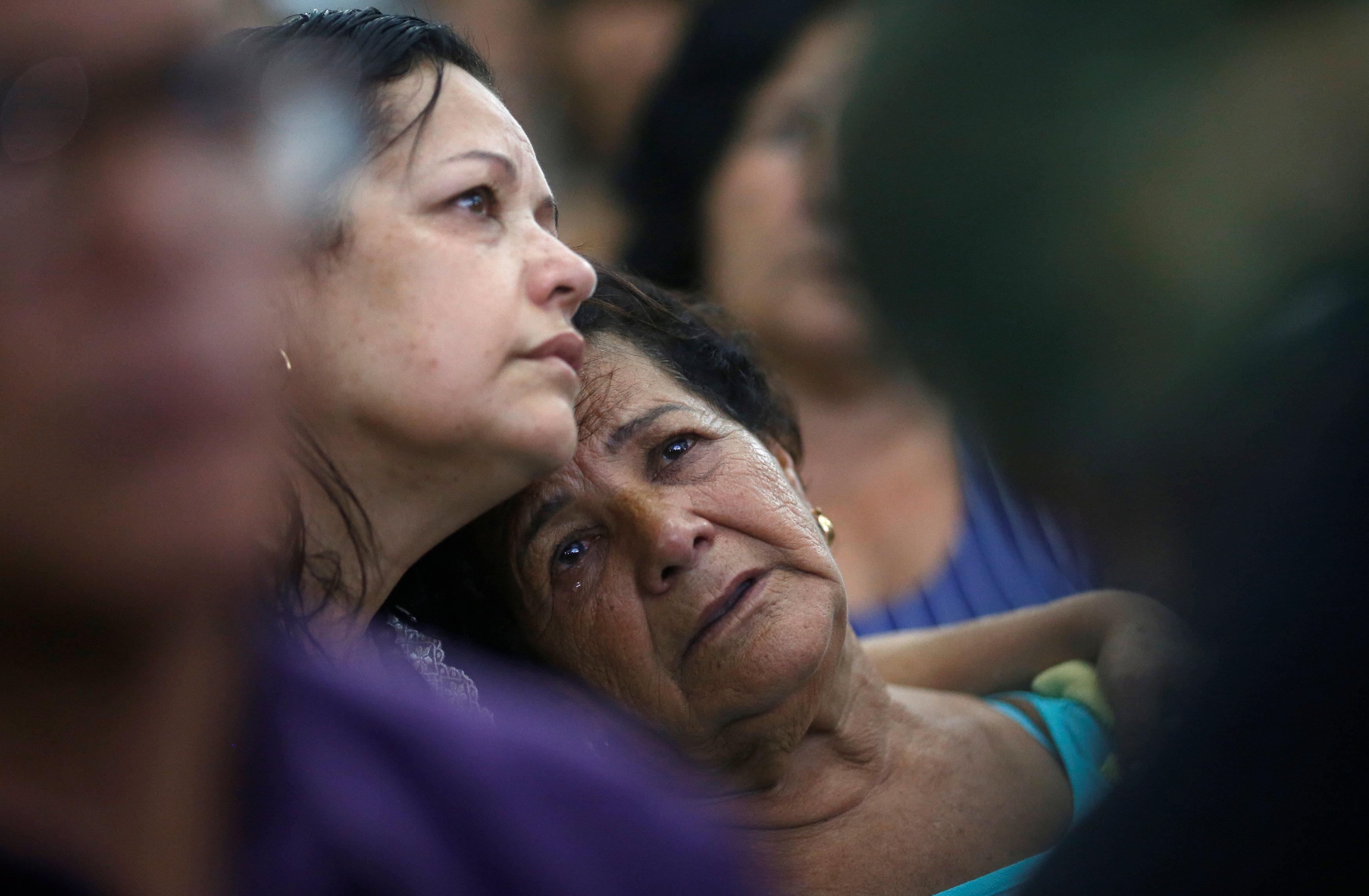 الغضب والحزن يهيمنان على المشهد بالبرازيل