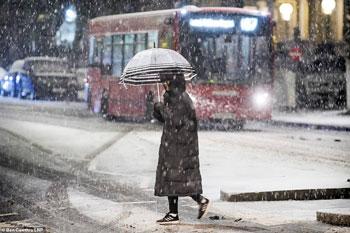 الثلوج كست بريطانيا فو اسوأ موجة طقس منذ 7 سنوات  (10)